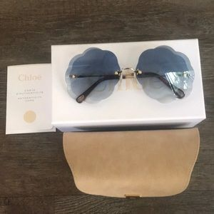 Chloe Rosie CE156s Sunglasses with case